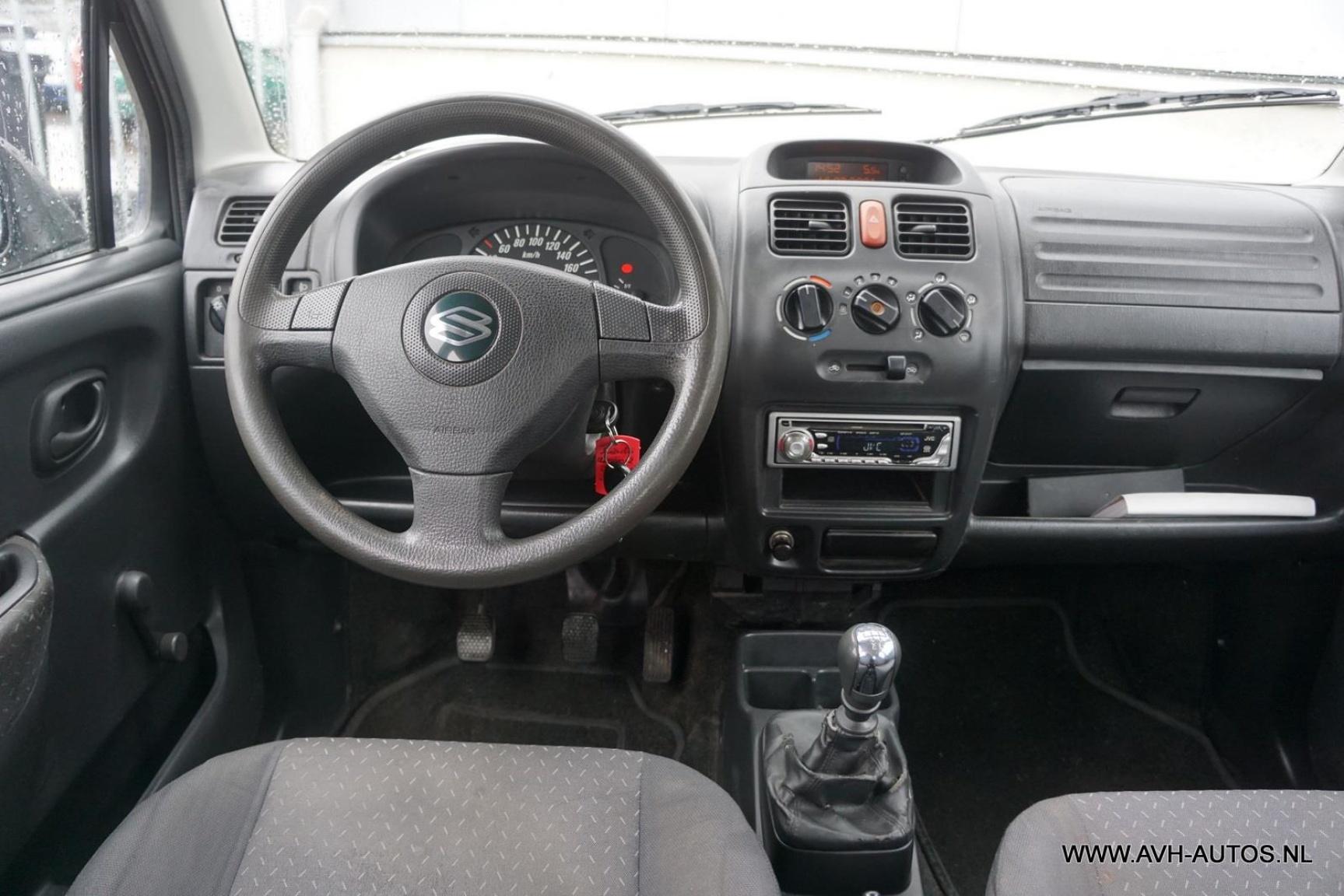 Suzuki-Wagon R+-4