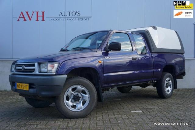 Toyota-Hilux